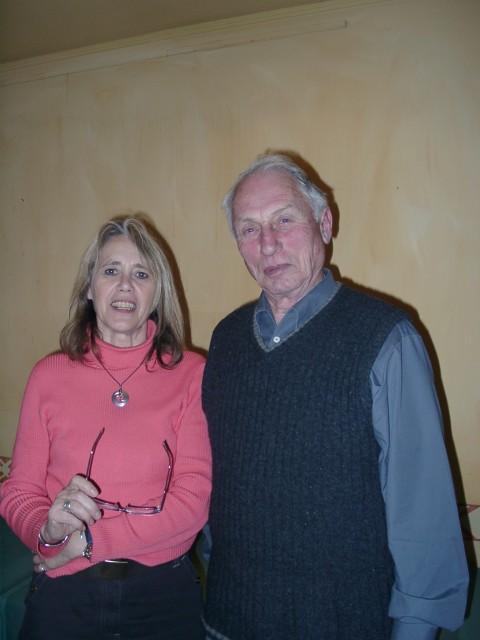 Gila Altmann und Gerd Campen