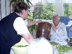 Ältere Menschen haben uns wichtige Tipps gegeben